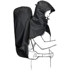 Jack Wolfskin Raincover Hoody 45-65L phantom